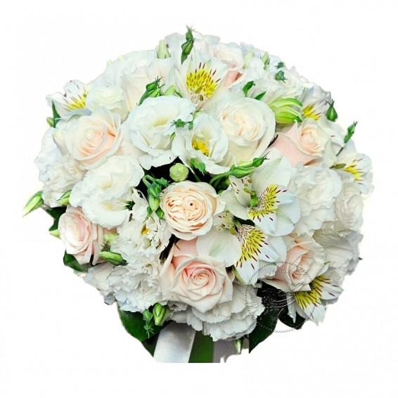 Букет невесты «Скарлет»