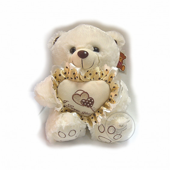 Медвежонок С Сердцем Беж.