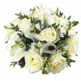 "Букет невесты ""White"""