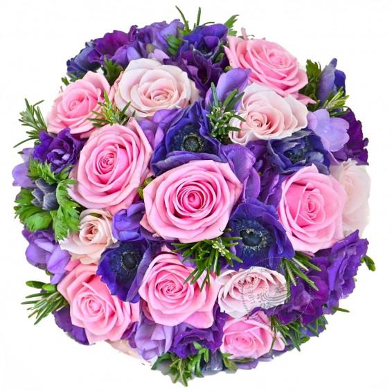 Букет невесты «Мэрилин Монро»