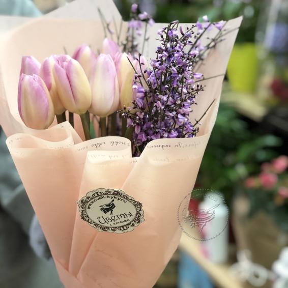 Букет «Весна пришла»