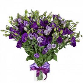 Лизиантус Фиолетовая