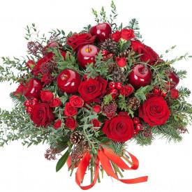 Букет «Зимняя красавица»