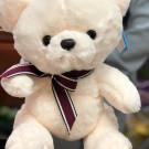 Медведь Топтыжкин кремовый